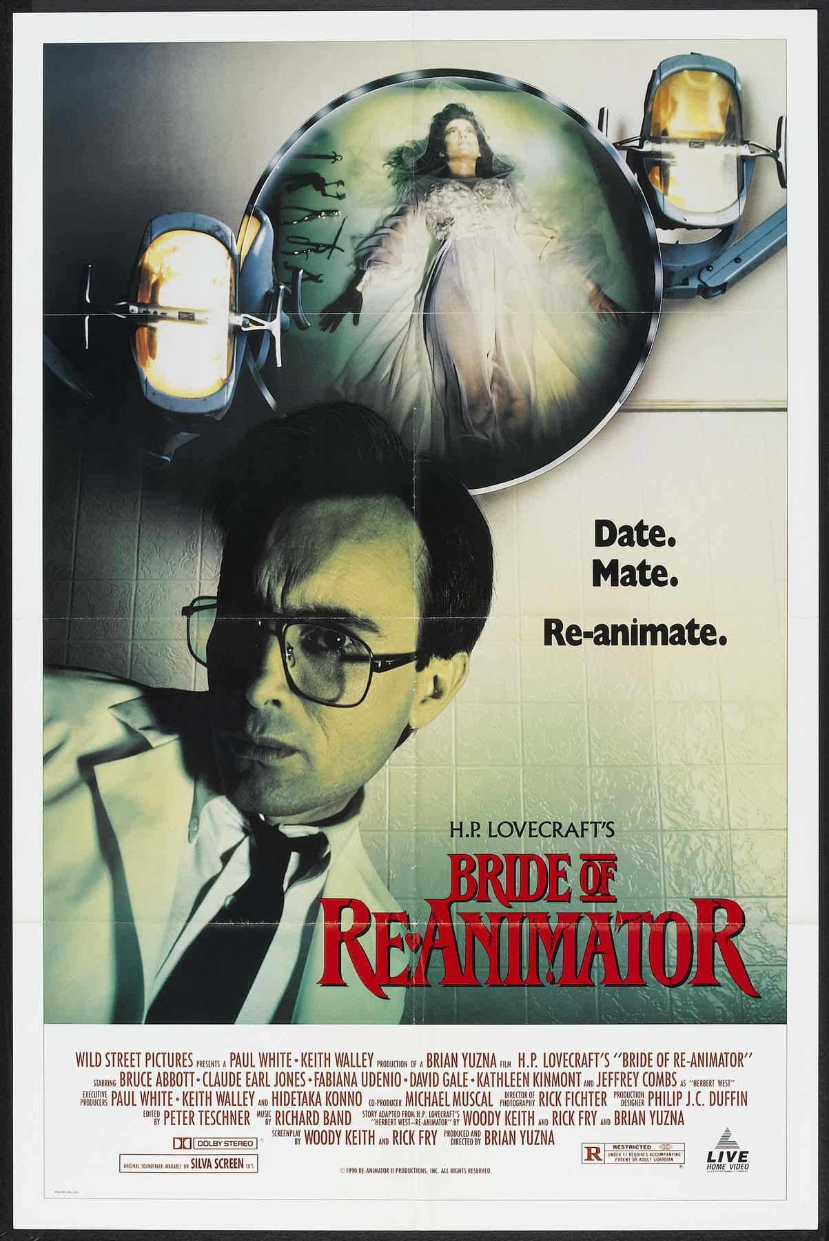 bride of reanimator