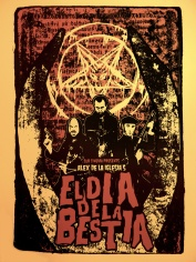 __el_dia_de_la_bestia___silk_screened_movie_poster_by_r_k_n-d5sax4l