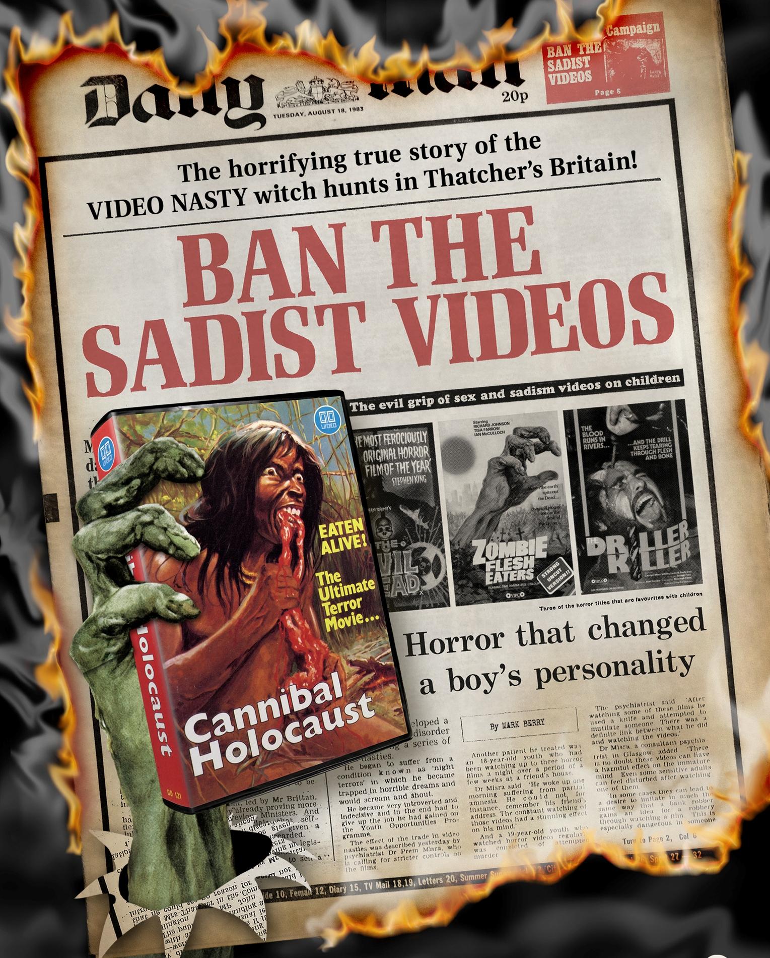 """Peliculas Para Introducción Al Porno dossier nasty: introducción a las """"video nasties"""" (1)   el"""