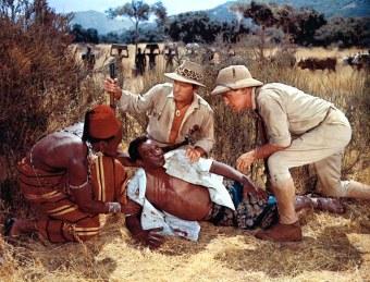 Aventuras en África - Regreso a las minas del rey Salomón