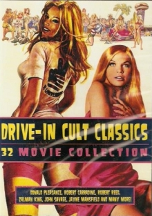 drive in cult classics mill creek entertainment