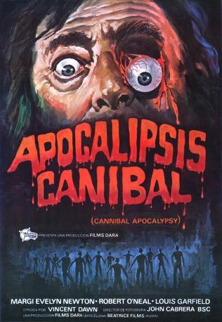 Apocalipsis Canibal POSTER 2