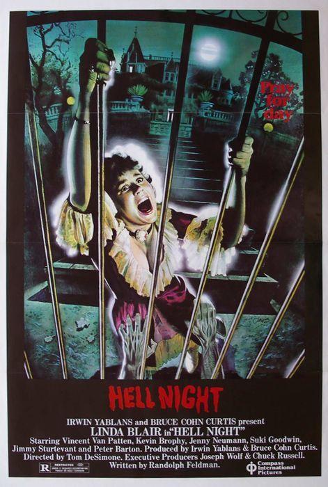 hell night poster