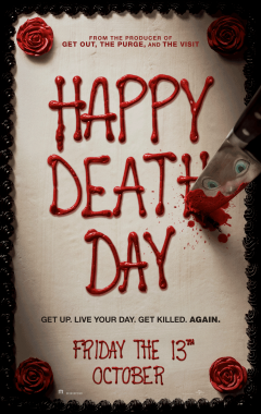 Happy Death Day Póster