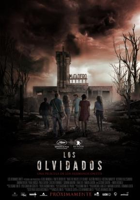 Los Olvidados Poster Espanol