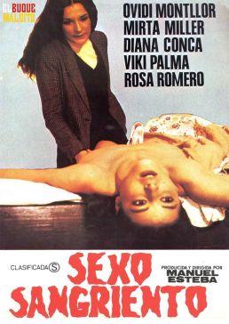 Sexo sangriento DVD
