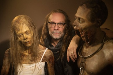 XXX GREG NICOTERO_THE WALKING DEAD MAKEUP EXPERT GREG NICOTERO_9297.JPG ENT CA